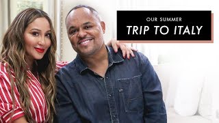 Download Adrienne & Israel Houghton's Dream Vacation | All Things Adrienne Video