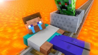 Download Monster School : Steve Trap - Minecraft Animation Video