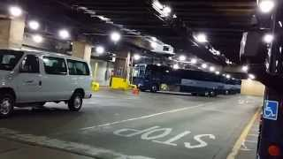 Download Greyhound bus nyc port authority. Video