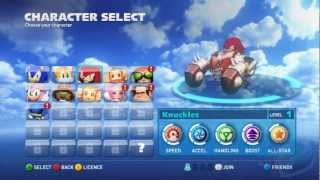 Download Sonic & All-Stars Racing: Transformed Playthrough [World Tour] - Part 1 Video
