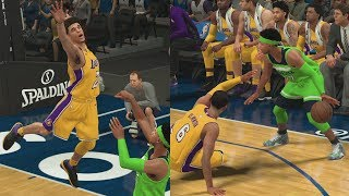 Download NBA 2K18 My Career - Lonzo Ball Looking Silly! PS4 Pro 4K Gameplay Video