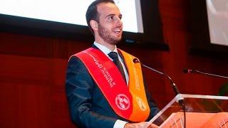 Download Discurso Pablo J Martínez. Graduación ADE-Derecho UV 2015 Video