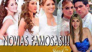 Download LAS NOVIAS MÁS FAMOSAS Y HERMOSAS DE LA TV!!!! Video