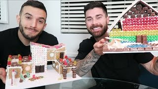 Download WHO WON THE GINGERBREAD HOUSE COMPETITION? Video