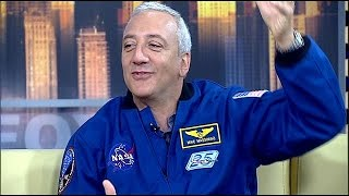 Download Astronaut Mike Massimino Misses Outer Space Video