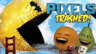 Download Annoying Orange - PIXELS TRAILER Trashed!! Video