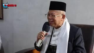 Download BEGINI REAKSI CAK NUN KETIKA DIMINTA RESTU DAN SARAN OLEH KH MAARUF AMIN..(bag 01) Video