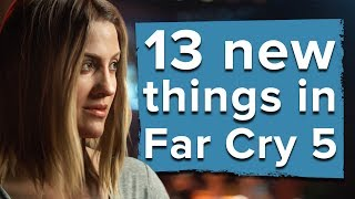 Download 13 new things in Far Cry 5 - Far Cry 5 reveal trailer Video