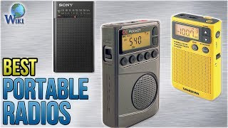 Download 10 Best Portable Radios 2018 Video