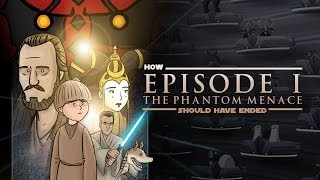 Download How Star Wars The Phantom Menace Should Have Ended Video