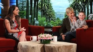 Download Catch Up with Ellen's Boyfriend, Tayt Video