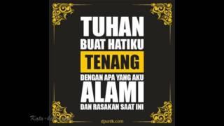 Download Gambar DP BBM Pasrah, ″Berserah Diri″ kepada Allah Video
