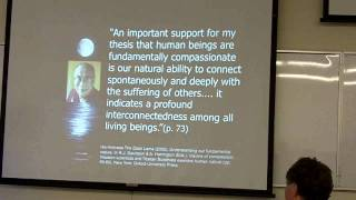Download Empathy, Compassion & Neuroscience Part 1 Video