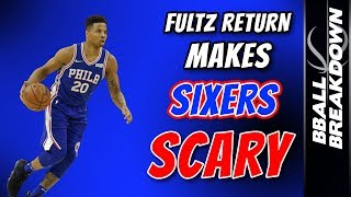 Download FULTZ Return Makes Sixers SCARY Video