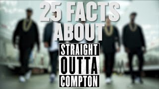 Download 25 Facts You Didn't Know About Straight Outta Compton Video