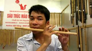 Download học thổi sáo Anh vẫn hành quân ( mão mèo) Video