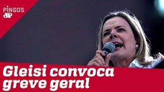 Download Gleisi e o PT querem parar o Brasil no dia 14 Video