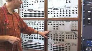 Download ERIC CHASALOW - BUCHLA 100 Lesson - Part 1 Video