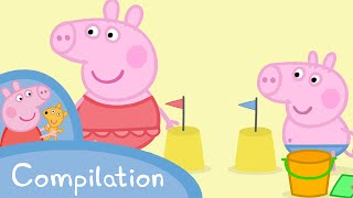 Download Peppa Pig Official Channel | Peppa Pig Loves Summer Compilation Video