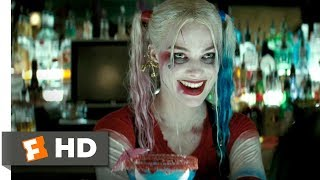 Download Suicide Squad (2016) - The Villain Bar Scene (6/8) | Movieclips Video