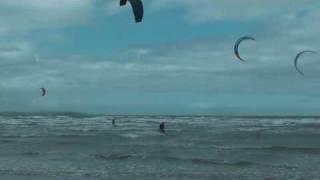 Download kite surfing at orewa Video