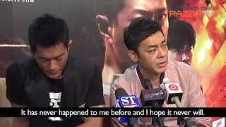 Download Sean Lau and Louis Koo's bromance Video