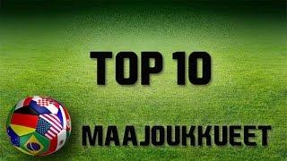 Download TOP 10 Maajoukkueet Video