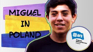 Download The first week of living in Poland by Miguel Suarez [AFS Poland] Video