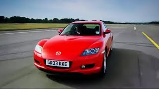 Download Mazda RX8 car review - Top Gear - BBC autos Video