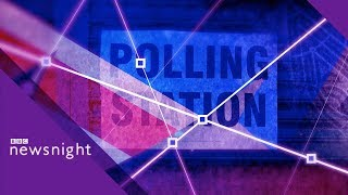 Download European elections: How do Conservatives fight for a parliament they want to leave? - BBC Newsnight Video