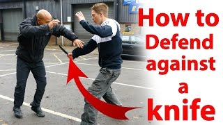 Download how to defend against a knife Video