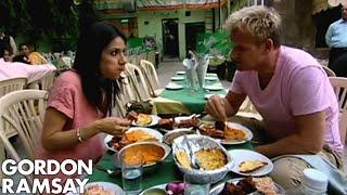 Download Real Indian food in Delhi - Gordon Ramsay Video