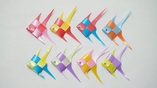 Download พับเหรียญโปรยทาน ปลาเทวดา (Angelfish) Video