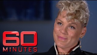Download P!nk opens up on Australia's marriage equality debate | 60 Minutes Australia Video