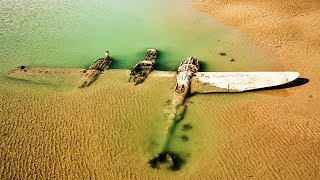 Download 10 STRANGE Abandoned Airplanes Video