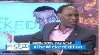 Download Ezekiel Mutua: I will start by banning this show -The Wicked Edition Video