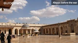 Download Aleppo before the war… and now! Video