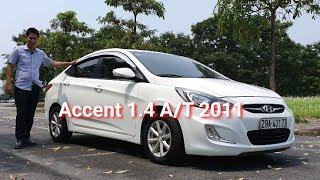 Download Xe đẹp mà ″CHỈ ĐỂ LÀM CẢNH″ | Hyundai Accent 1.4 AT 2011 còn quá mới với giá 355 triệu Video
