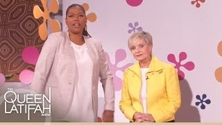 Download Florence Henderson Meets Her Bachelor on The Queen Latifah Show! Video