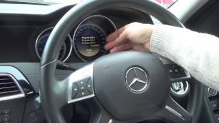Download How to RESET the Service Indicator Light on a 2012 Mercedes Benz C Class W204 (and other models) Video