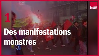 Download Grève contre la réforme des retraites : en 1995, une contestation historique en France Video