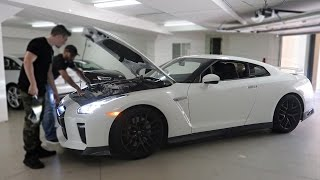 Download ADDING MODS TO MY GTR! (SPEED HACK!) Video