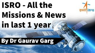 Download ISRO - All the missions & News of ISRO in last one year - Indian space research organisation 2019 Video