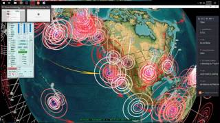Download 6/25/2017 - Deep earthquake event carries on - Pacific Unrest spreads to Mideast Video