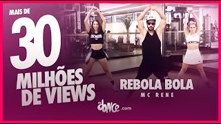 Download Rebola bola - Mc Rene - Coreografia | FitDance - 4k Video