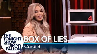 Download Box of Lies with Cardi B Video