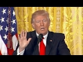 Download FULL: President Donald Trump Press Conference in the East Room. Feb 16. 2017. 2/16/2017 Video