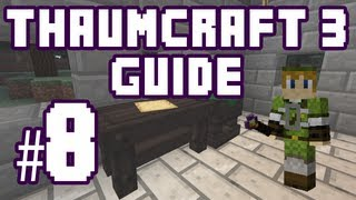 Download ★ Thaumaturges's Robes - Thaumcraft 3 Guide #8 w/ PlayerSelectGaming Video