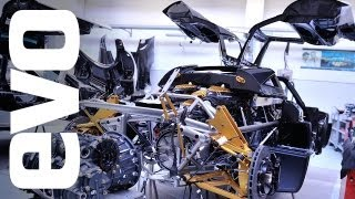 Download Pagani Factory: Inside the Huayra Video