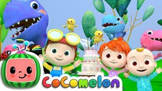 Download The More We Get Together | CoCoMelon Nursery Rhymes & Kids Songs Video